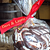 double chocolate caramel apples gourmet johnson city